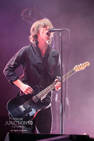Catfish and the Bottlemen on the first night of their UK arena tour at Arena Birmingham, Birmingham, United Kingdom - 04 Nov ...
