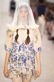 London Fashion Week Spring Summer 2020  - Bora Aksu