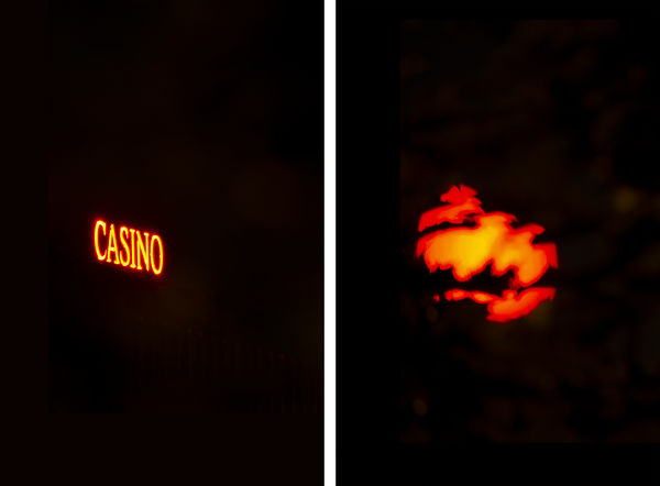 HOME 19 DIARY - CASINO ON FIRE