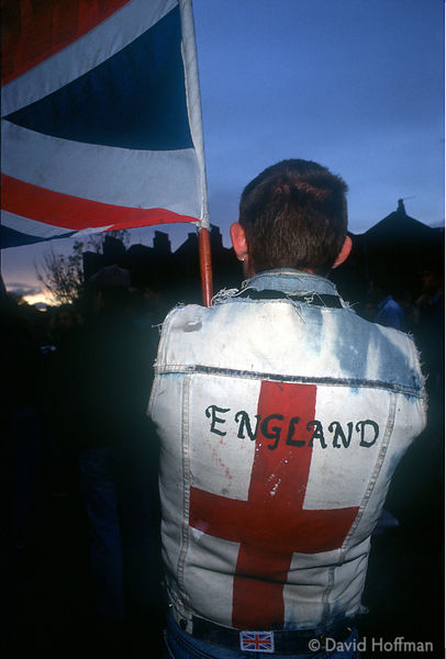 BNP Youth England Jacket.