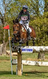 Piggy French and VANIR KAMIRA, Belton Horse Trials 2019