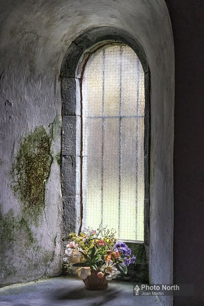 WYTHBURN 03A - Vestry window, Wythburn Church
