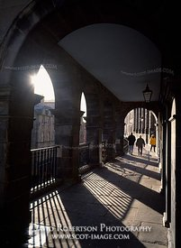Image - Victoria Terrace, Edinburgh, Scotland