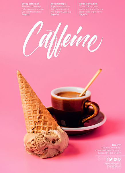 Caffeine Magazine Editorial