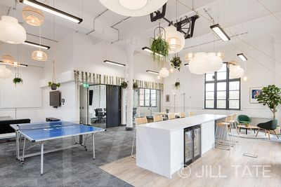 Jellyfish offices, Warrington | Client: Workplace Creations