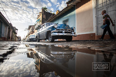 After the rain - Cuba