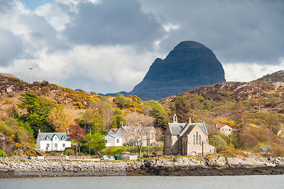 Lochinver and Suilven - BP6820