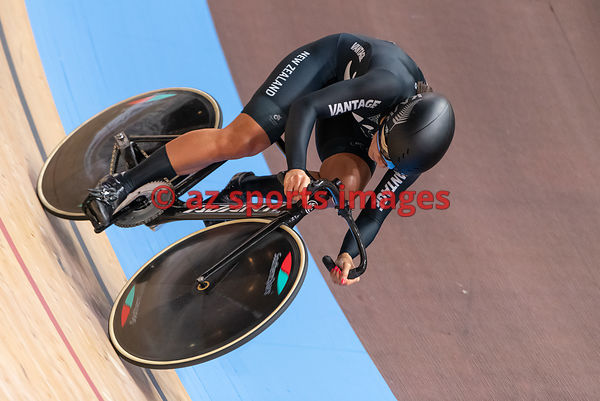 Women 's Team Sprint qualification - New Zealand - PODMORE Olivia, HANSEN Natasha