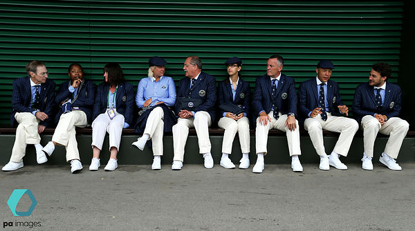 Wimbledon 2017 - Day Eight - The All England Lawn Tennis and Croquet Club