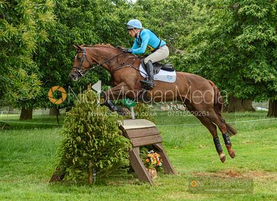Izzy Taylor and PSH LAVA FLOW - Upton House Horse Trials 2019.