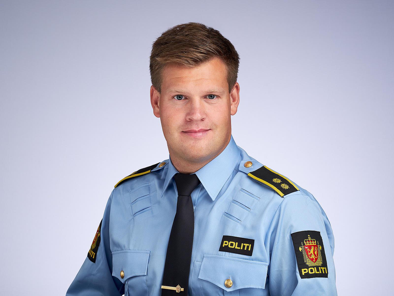 Fotograf Eivind Rohne Politiportrett