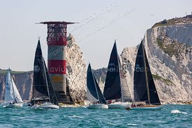 Reefer X, GER4228, X 99, Round The Island Race 2019,