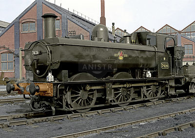 7426 Swindon (Colourised)