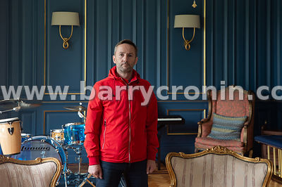 14th June, 2019.Manna creator and tech wizard Bobby Healy photographed at his home in Dublin.Photo:Barry Cronin info@barrycro...