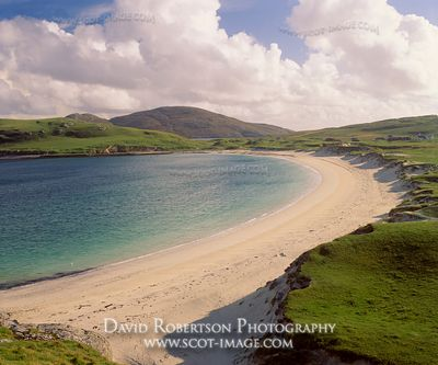 Image - Bagh Bhatarsaigh or Vatersay Bay, Isle of Vatersay, Na h-Eileanan Siar, Scotland