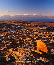 Image - View from Bealach na Ba, Applecross towards the Isle of Skye