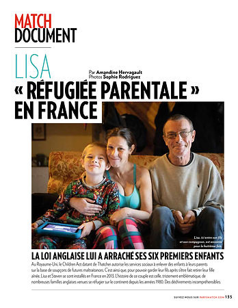 PARIS MATCH n°3653 Mai 2019