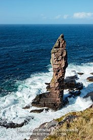 Image - Old Man of Stoer sea-stack, Assynt, Sutherland