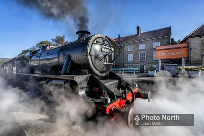 Goathland and Grosmont