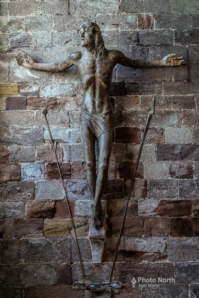 GREYSTOKE 07A - The Crucified Christ