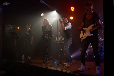 Tribute Phil Collins • The Backstage Montrouge 2020-06-20