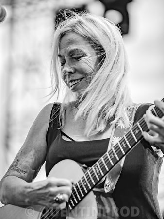 RICKIE LEE JONES  / Enghien Jazz Festival / Juillet 2019