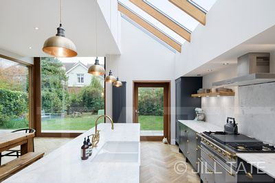 Kitchen Extension, Jesmond | Client: Squires Barnett