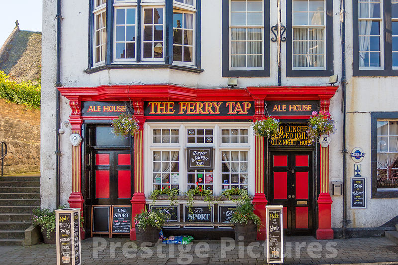 The Ferry Tap Pub in Scotland