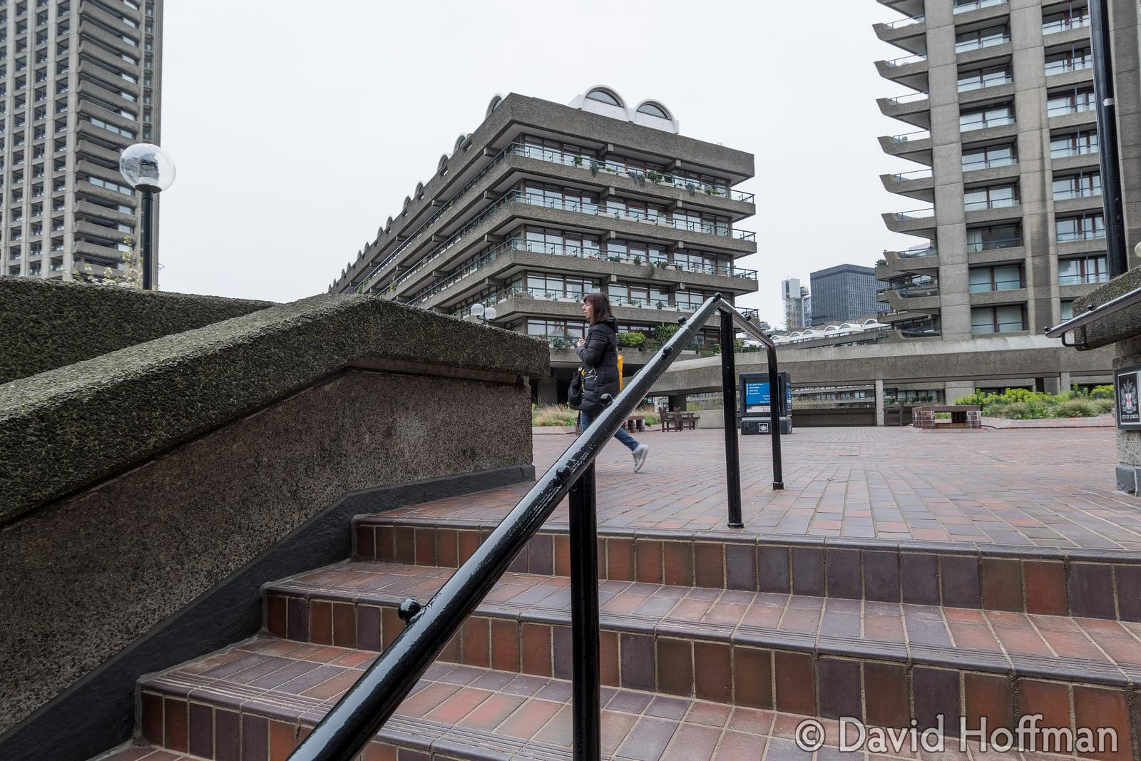 Barbican, London. 22 March 2019.