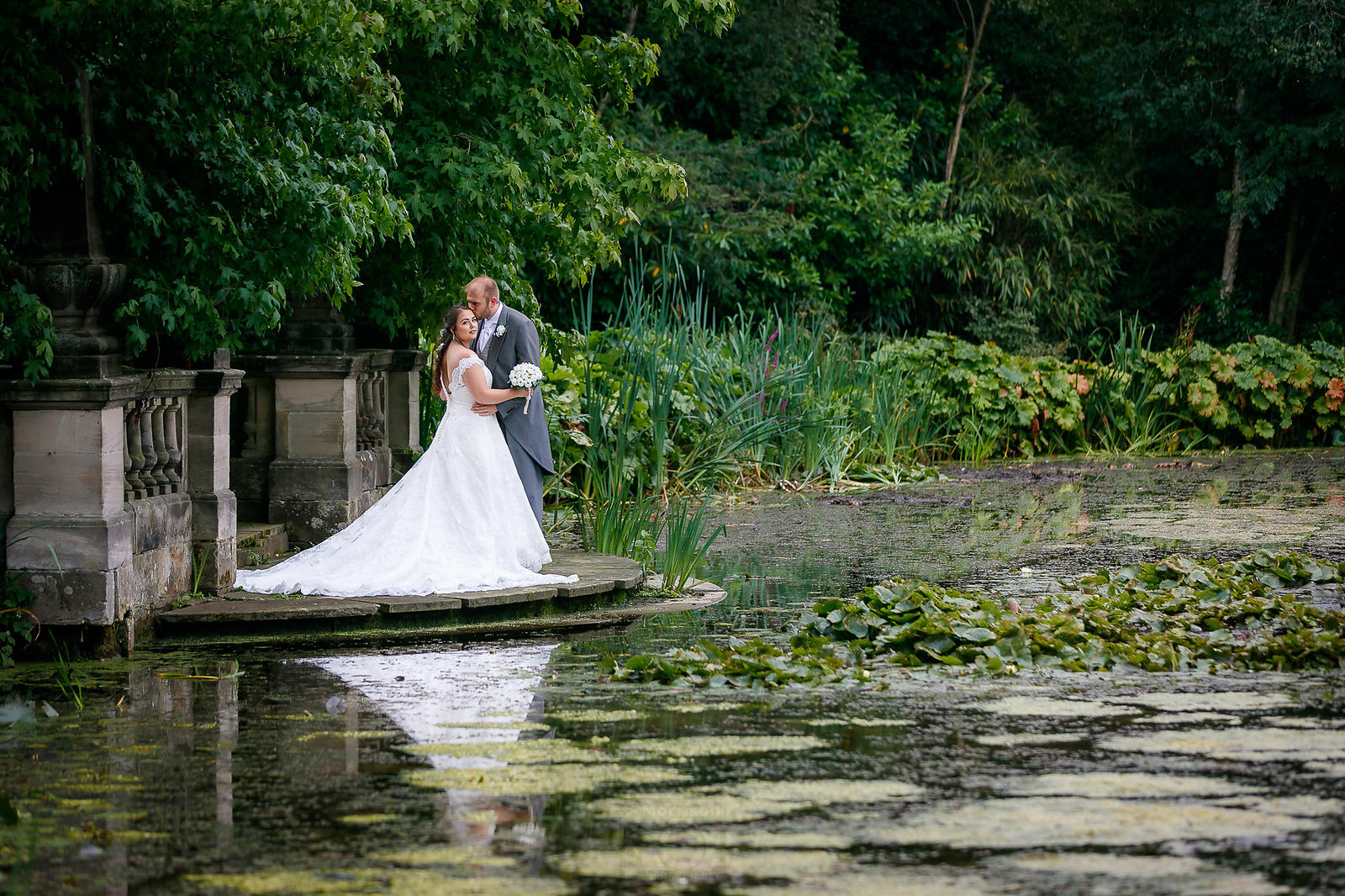 Wedding at Dunchurch Park Hotel, Dunchurch, Warwickshire, UK