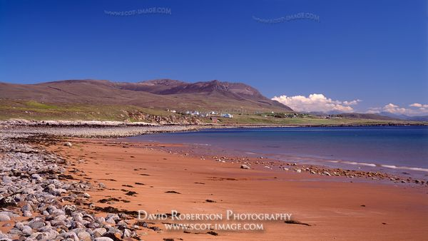 Image - Achiltibuie beach Panoramic, Wester Ross, Scotland