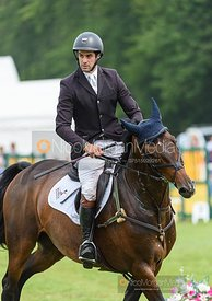 Ben Way and RINGWOOD MADRAS, Festival Of British Eventing 2019