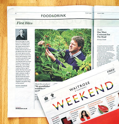Waitrose Weekend Portrait Photography