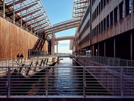 The Astrup Fearnley museum in Oslo