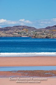 Image - Beach at Mellanguan beside Loch Ewe, Wester Ross, Highland, Scotland