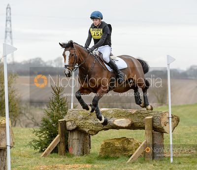 ARCHIE SMITH-MAXWELL and GLOBAL WINNINGMOOD. Oasby (1) Horse Trials 2020