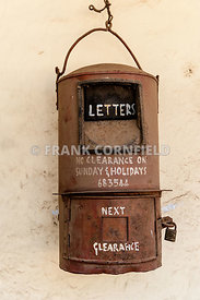 Indian postbox