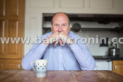 11th August, 2015.Businessman, broadcaster and former politician Ivan Yeates photographed in Enniscorthy, County Wexford...Ph...