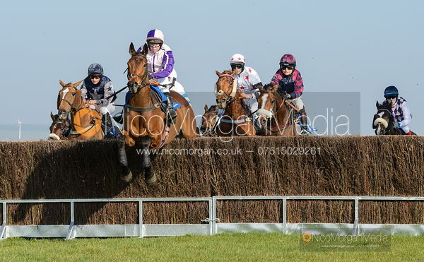 Race 2 - PPORA Club Members Race for Novice Riders - The Cottesmore at Garthorpe