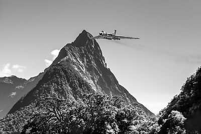 Vulcan in Milford Sound