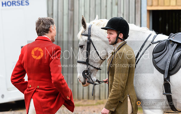 Joss Hanbury - Quorn Hunt Opening Meet 2019