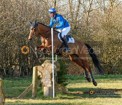 Ludwig Svennerstal and STINGER. Oasby (1) Horse Trials 2020
