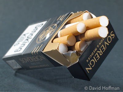 Cigarette Pack 2