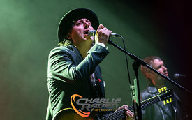 The Libertines performing at the O2 Academy Bournemouth 03.12.19
