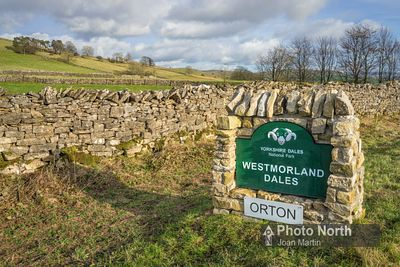 ORTON 01A - Orton in the Westmorland Dales