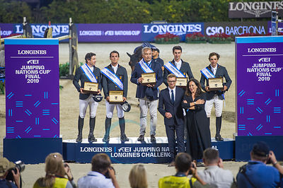 CSIO BCN 2019 LONGINES FEI JUMPING NATIONS CUP™ FINAL - CHALLENGE CUP