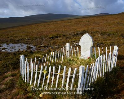 Image - Betty Corrigall's grave, Hoy, Orkney, Scotland
