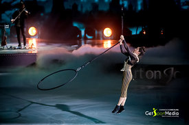 Cirque Eloize and Art on Ice Dancers
