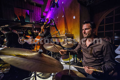 Pius Baschnagel All Star Band Festival da Jazz- Live at Dracula in St.Moritz