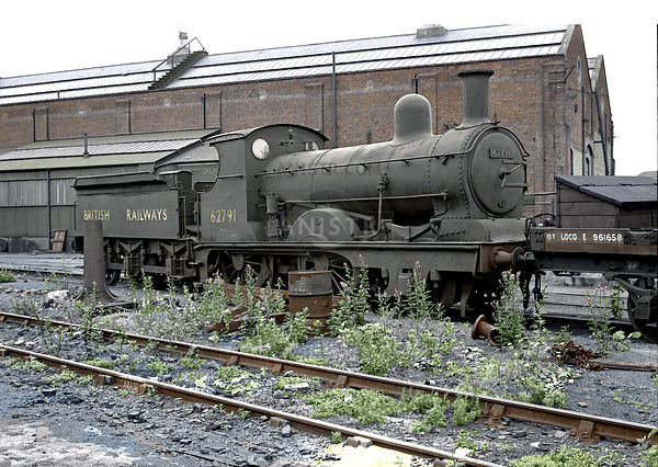 62791 Stratford (Colourised)